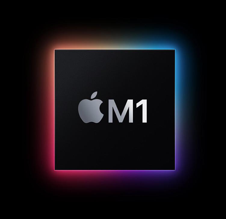 Der M1 Chip sorgt für allerbeste Performance